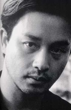The legendary Leslie Cheung