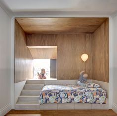 Incredible Asian home Decor, read the hot and strikingly serious trend in decor make-over. C'mon pop by the amazingly informative feature ref 7913007602 here today. Plywood Interior, Minimalist Bed, Japanese Interior Design, Asian Home Decor, Tiny House Cabin, Bedroom Layouts, Luxury Decor, Interior Architecture, Small Spaces