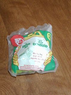 McDonald's # 6 A Bug's Life Bestiole (NIP) - For sale at Wenzel Thrifty Nickel eCRATER Store