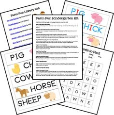 Homeschoolshare. Kindergarten kits, unit studies, lapbooks, fiar resources. All free.