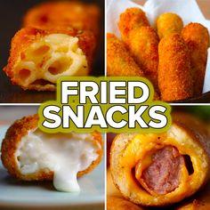 6 Crispy Snacks To Make For Friends by Tasty