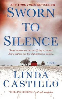 Sworn to silence: Amazing mystery serial killer book. Definitely a page turner and couldn't put the book down!!