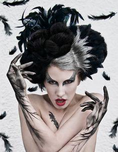 Black Swan by ~Ryo-Says-Meow on deviantART