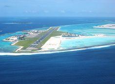 Breathtaking images of airport runways......