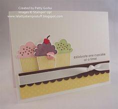 SU Create A Cupcake, Cupcake builder punch