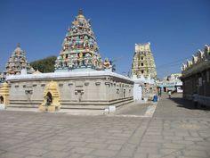 The Lakshmi Narasimha Swamy temple at Kadiri, one of the more famous ones.