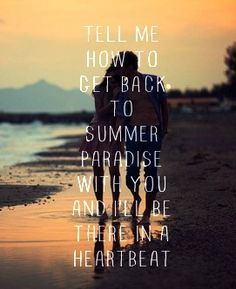 """Summer Paradise"" - Simple Plan"