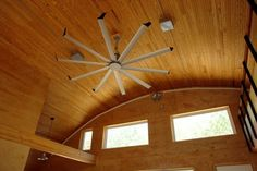 Quonset Hut Interiors  Interior Of A Home Complete With