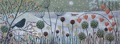 Caught in the Snow by Josephine Grundy | Artgallery.co.uk