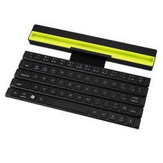 This mini roll fold Bluetooth keyboard is slim and light can be roll fold as a small box. it can save room and easy to take when you on your business travel or have a meeting in another place. The keyboard can connect Bluetooth enable . Bluetooth Keyboard, Computer Keyboard, Beneficios Aloe Vera, Portable Piano, Bottle Cutter, Renda Extra Online, Windows System, Tablet Stand, Phone Stand