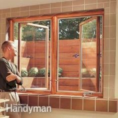 We'll show you all the how-to steps you need to install a basement egress window, from cutting a hole in the basement wall to framing the opening to setting the window. window ideas How to Install Basement Windows and Satisfy Egress Codes Insulating Basement Walls, Basement Window Well, Basement Windows, Dark Basement, Basement Finishing, Basement Entrance, Cozy Basement, Basement Ceilings, Basement Bars