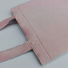 Pink Velvet, Khaki Pants, Detail, Instagram Posts, Handmade, Fashion, Moda, Khakis, Hand Made