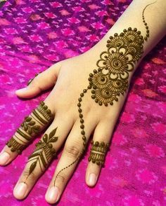 What is a Henna Tattoo? Henna tattoos are becoming very popular, but what precisely are they?