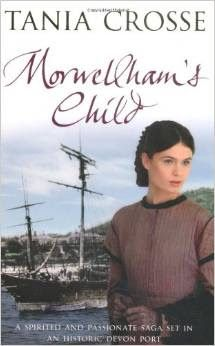 donnabookreviews: Book Review: Tania Crosse: Morwellham's child