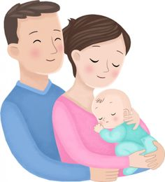 Emotional development of the child Mother Daughter Art, Mother Art, Love Cartoon Couple, Cute Love Cartoons, Family Drawing, Baby Drawing, Baby Furniture Sets, Baby Painting, Emotional Development