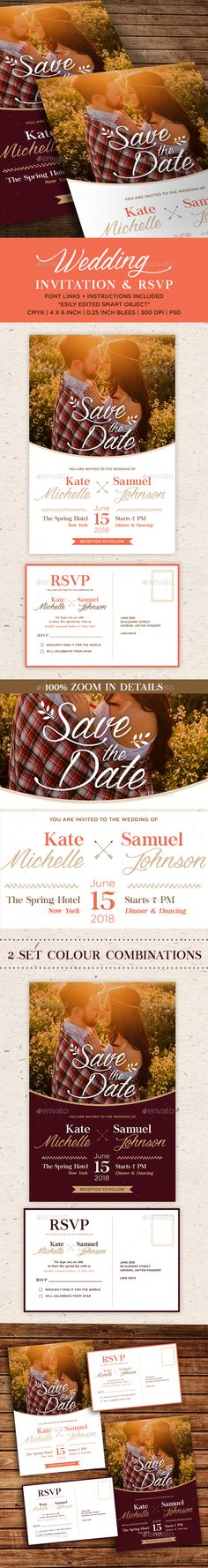 Funeral Invitation in 3 Versions Funeral, Font logo and Graphics - funeral invitation cards