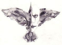 The crow by wargland.deviantart.com on @deviantART