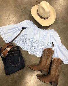 western home decor home decor homedecor Mexican Inspired Western Clothing Shop Cute Cowgirl Outfits, Cowboy Boot Outfits, Western Outfits Women, Rodeo Outfits, Cute Outfits, Women's Western Clothing, Ariat Clothing, Country Western Outfits, Flannel Outfits