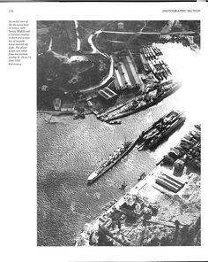 15.Haz.1916 İstinye Deniz Üssünün bir Alman Zeplini tarafından havadan çekilmiş fotoğrafı.YAVUZ ve MİDİLLİ zırhlıları ile bir çok torpito-bot ve bir Alman gemisi de İstinye Koyunda. Hüseyin Denizci'den İSTİNYELİLER-7 Albümü - Hüseyin Denizci - Picasa Web Albümleri