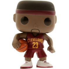 Funko POP NBA 2015 Cleveland Cavalier Lebron James (red)