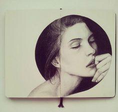 The Journal Diaries- Mori's Drawings / Seaweed Kisses