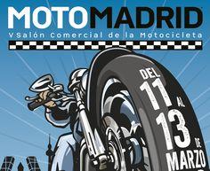 Concurso de motos en Motomadrid 2016