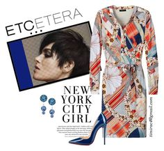 """""""Etcetera Spring 2016: Marlowe Dress"""" by timirac on Polyvore featuring H&M, Etcetera, Christian Louboutin and Swarovski"""