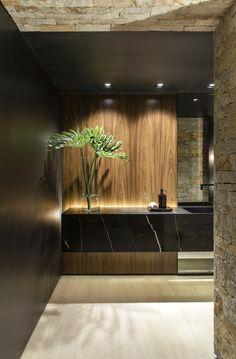 Washroom Design, Toilet Design, Bathroom Design Luxury, Lavabo Design, Houses In France, Bathroom Design Inspiration, Design Ideas, Public Bathrooms, Best Bathroom Designs