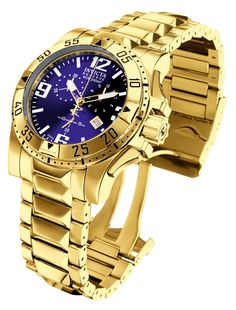 Invicta Excursion Reserve Chronograph Watch