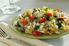 You can't have Thanksgiving without the pasta salad. Don't worry, we've got you covered.