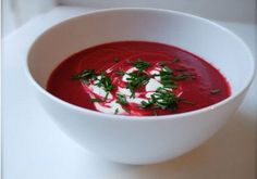 Beetroot and Cumin Soup Thai Recipes, Soup Recipes, Beetroot Soup, Kitchen Magic, Health Diet, Caprese Salad, Soups And Stews, Thai Red Curry, Good Food