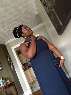 Box Braids Updo Box Braids Updo, Braided Updo, High Neck Dress, Natural, Dresses, Fashion, Turtleneck Dress, Gowns, Moda