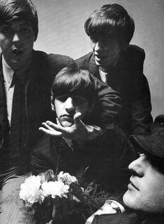 The Beatles by @Adolfo Suárez