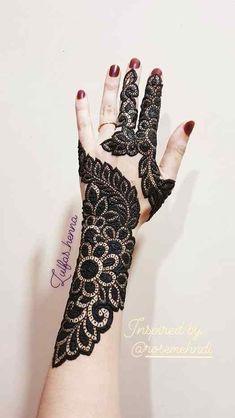 Best Arabic Mehandi Designs For Back Hands - Mehandi Images Floral Henna Designs, Legs Mehndi Design, Stylish Mehndi Designs, Mehndi Designs 2018, Mehndi Designs For Girls, Mehndi Design Photos, Wedding Mehndi Designs, Mehndi Designs For Fingers, Dulhan Mehndi Designs