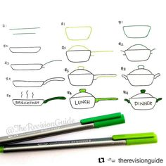 Saw a lovely meal planning page by @chantale_plans using these pots.. I loved it