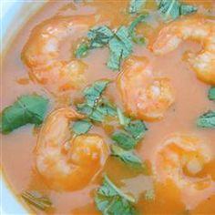 Spicy Coconut Shrimp Bisque Allrecipes.com