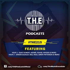 #housemusic Podcast 176: T.H.E.: Once again, Mumbai based, T.H.E. podcasts deliver another action-packed mix filled with the hottest…