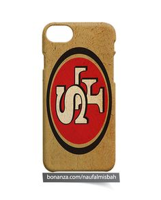 San Francisco 49ers Custom iPhone 5 5s 5c 6 6s 7 + Plus 8 Case Cover - Cases, Covers & Skins