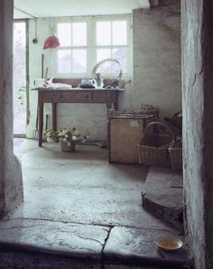 andrew bush // ireland estate shed