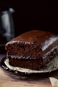 Traditional Polish Gingerbread (recipe translated from polish) Gingerbread Cake, Sweet Recipes, Cake Recipes, Dessert Recipes, Chocolate Desserts, Chocolate Cake, Chocolate Heaven, Cupcakes, Dessert Pizza
