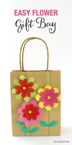 Easy gift bag with c