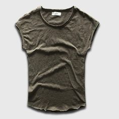 Sleeveless Men/Unisex Cotton T-Shirts/Tank Tops- Slim Fit Curved Hem Quality Tees in Solid Colors