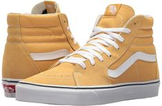 Vans SK8-Hitm Skate Shoes Mellow yellow womens vans sneakers. Living life  like it s 7aac9ce6a