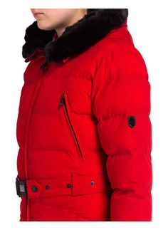 Wellensteyn Winter Damen Jacke Belvedere Belvitesse Medium blau BVDM 44 midnight