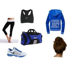 Workout/Exercise outfit - or everyday wear?!.