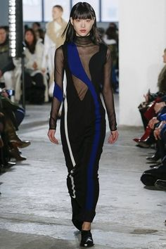View the full Proenza Schouler Fall 2017 ready-to-wear collection.