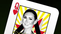 Photoshop: Part 2 - How to Design a Custom, Playing CARD