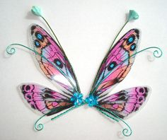 Ooak Fairy Pixie Fantasy ART Doll Wings