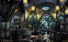 Haunted Dream Home: Lemony Snicket & Gothic Atmosphere