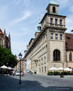Old City Hall . Nürnberg Germany